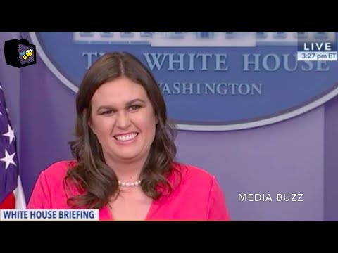 Sarah Sanders White House Press Briefing 11/20/17