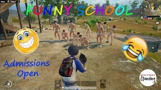 #4 Best Fight School In The World in PUBG MOBILE Live 😍