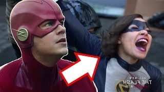 Nora BROKEN by Cicada! Flash Loses Control! - The Flash 5x11 Trailer Breakdown