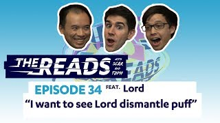 Lord Knows Best  The Reads Episode 34 ft Lord