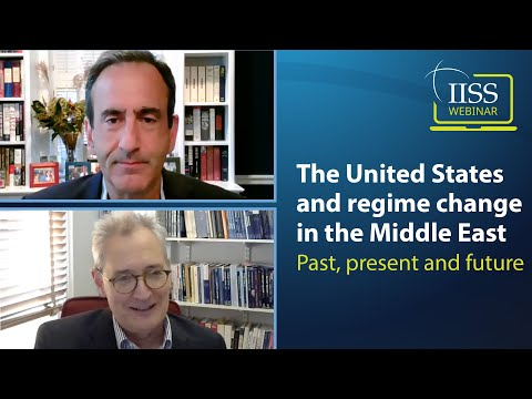 The United States and regime change in the Middle East: past, present and future