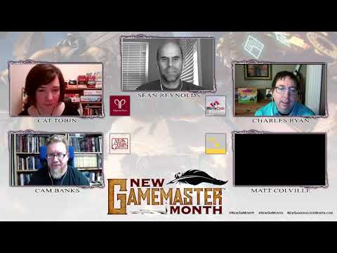 New Gamemaster Livechat!