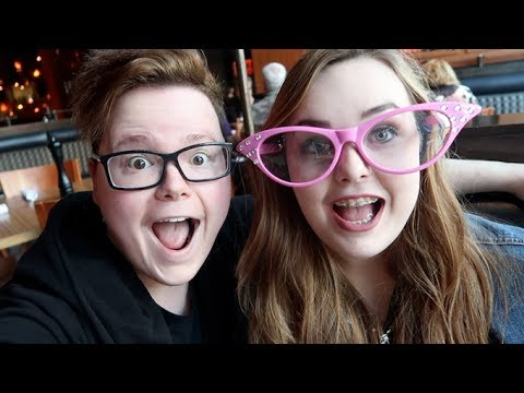 OUR FIRST TIME! - VLOG 105 | GENUINELY GAGE
