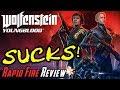 Wolfenstein: Youngblood Sucks! [RF Review]