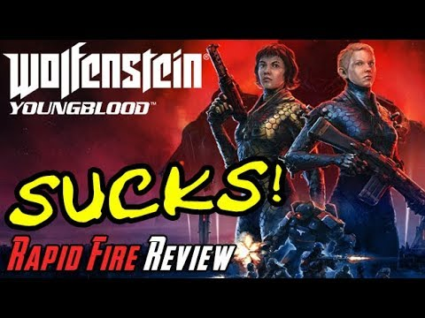 Wolfenstein: Youngblood Sucks! [RF Review] thumbnail