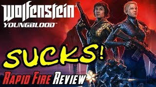 Wolfenstein: Youngblood Sucks! [RF Review]