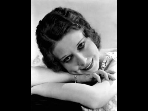 Annette Hanshaw - The Pagan Love Song - 1929 - Hawaii
