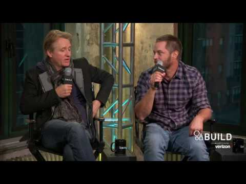 Travis Fimmel And Linus Roche Discuss Shooting In Ireland | BUILD Series
