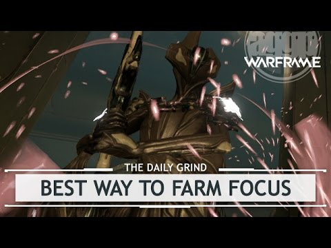Best Way To Farm Focus Warframe 2019 Warframe: The