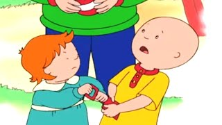 Caillou Full Episodes | Caillou Fights Rosie | Cartoon Movie | WATCH ONLINE | Cartoons for Kids