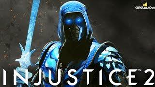 """Injustice 2: New Sub-Zero Story! - Injustice 2 """"Sub-Zero"""" DLC New Back Story"""