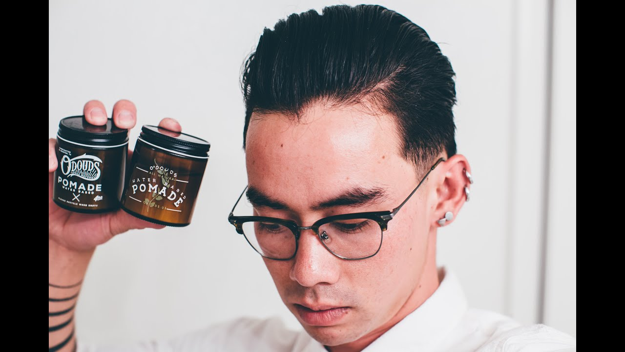 O Douds Water Based Pomade Review Versatile Freshness