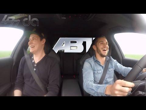 ABT AUDI RS6 mit 700PS!! | mit Daniel Abt