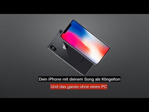 Dein Song ( MP3 ) Als IPhone Klingelton Ohne PC