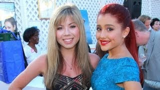Jennette McCurdy & Ariana Grande Co-Stars in NEW PILOT