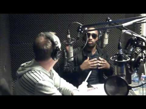 Danny D. Xtreme - Interview at latinlife Radio Holland