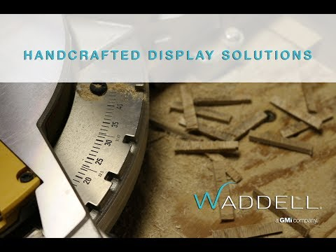 The Story of Waddell Display Solutions