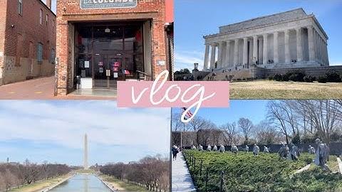 워싱턴디씨 :: 라콜롬브/링컨기념관/워싱턴기념탑/한국전참전용사기념비