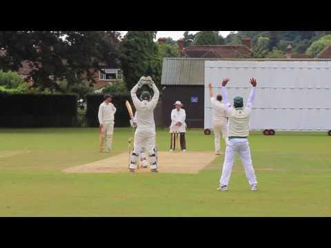 Sanderstead Cricket Club vs Farncombe CC 30 July 2016