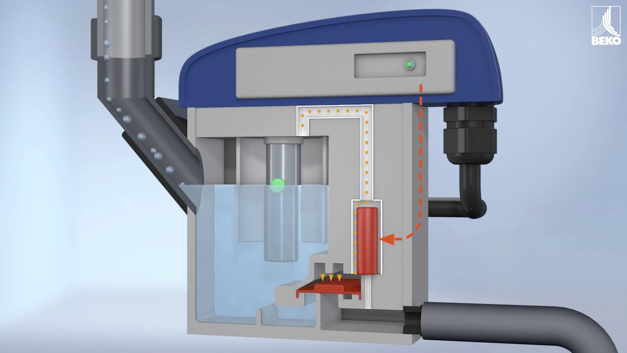 """AR4000 1/2"""" Pneumatic Parts Air Control Compressor Relief"""