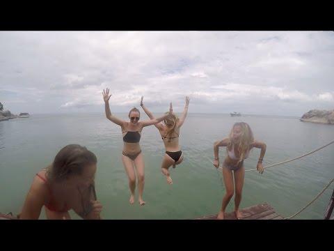 3 Months, 3 Continents, 1 GoPro... Tanzania   Thailand   Australia