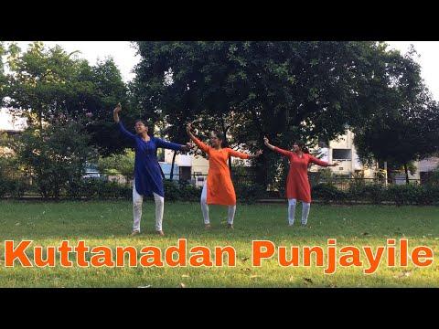 Kuttanadan Punjayile - Kerala Boat Song (Vidya Vox English Remix) | Choreography