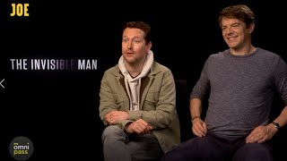 Leigh Whannell and Jason Blum discuss updating The Invisible Man for modern audiences
