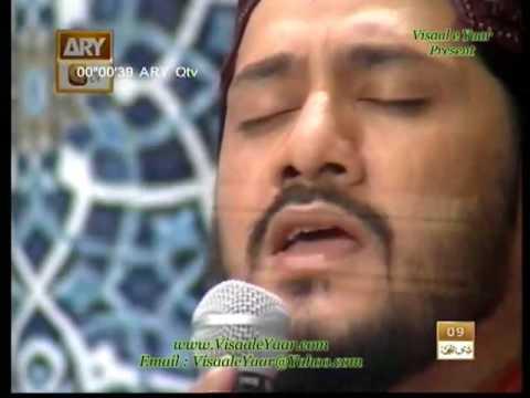 Urdu Hamd(Hazir Hain Hum)Zulfiqar Ali In Hajj Day Qtv.By Visaal