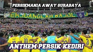 Download Mp3 Anthem Persik Kediri Menggema Di Gbt - Persikmania Away Surabaya
