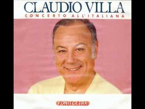 Claudio Villa In Concerto Video