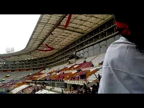 Inauguración Estadio Nacional Lima - Perú(1)