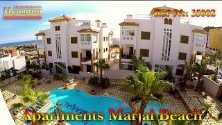 Современные апартаменты под ключ в Испании, недвижимость Marjal Beach, Гвардамар(В продаже современные апартаменты под ключ в Испании, в городе Гуардамар дель Сегура в 600 метрах от моря..., 2016-02-27T11:00:01.000Z)