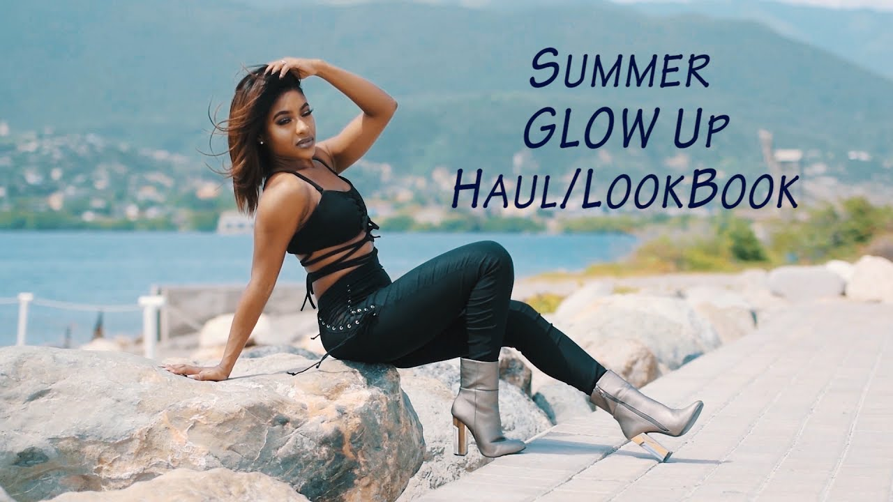 Summer GlOW Up 2017 Haul/ Lookbook ft. Fashion Nova | PETITE-SUE DIVINITII 4