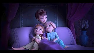 "All Is Found  From ""frozen 2""/lyric Video  Evan Rachel Wood"