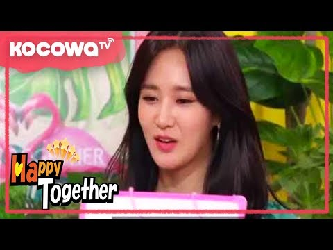 [Happy Together 3] Ep_511 Yuri imitates Tyrannosaurus!