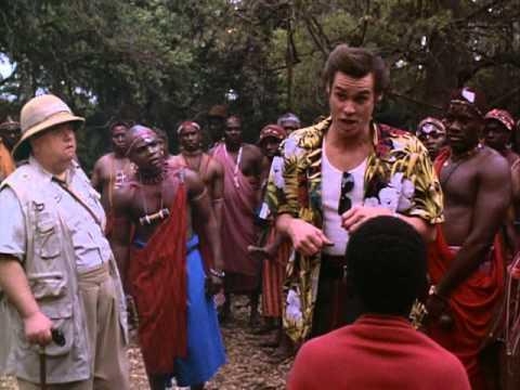Trailer do filme Ace Ventura 2: Um Maluco na África