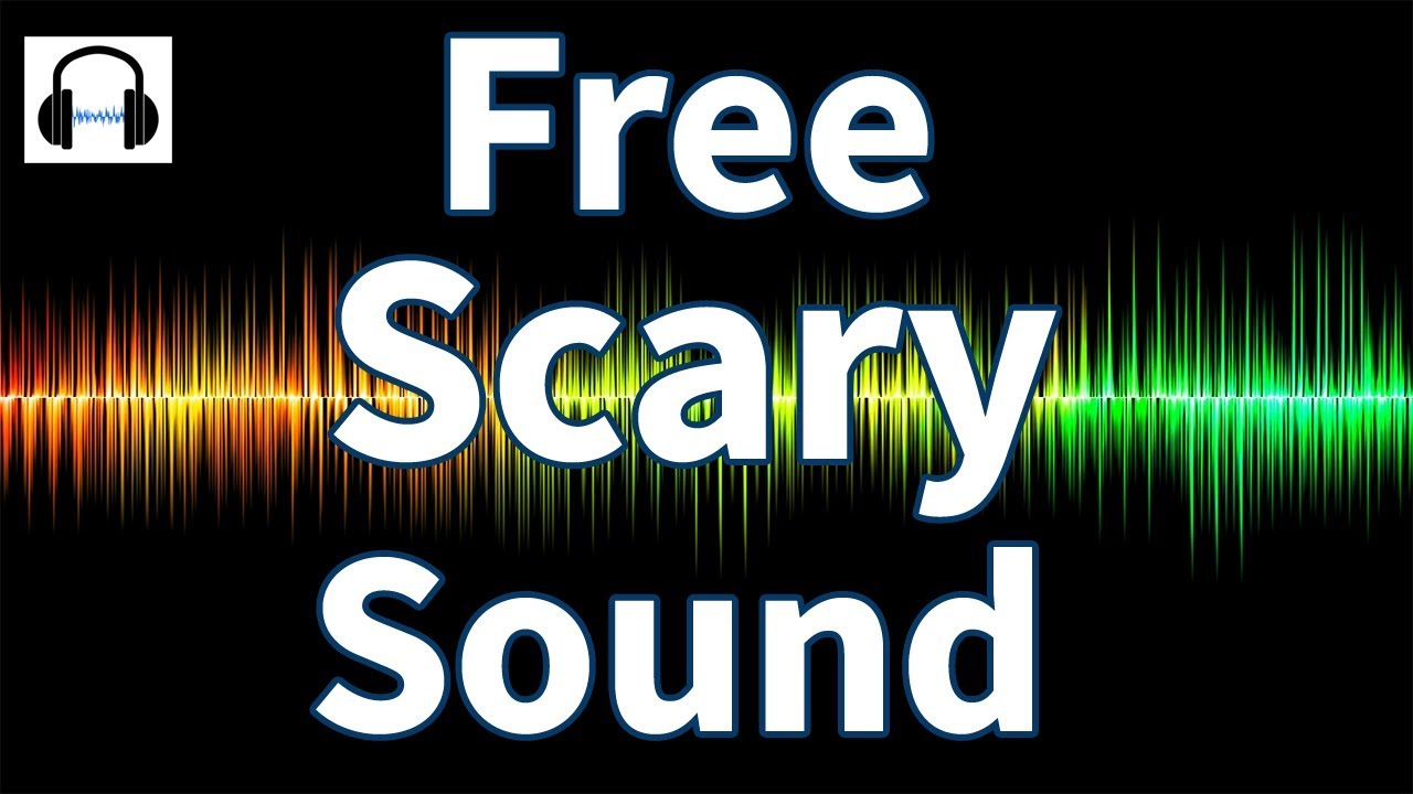 Scary horror demonic woman screaming sound effect