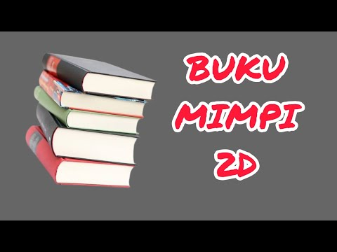 Buku Mimpi Untuk 2 Angka | Tafsir Mimpi 2D