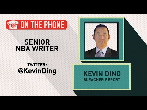 Gottlieb: Kevin Ding talks Phil Jackson-Carmelo Anthony situation
