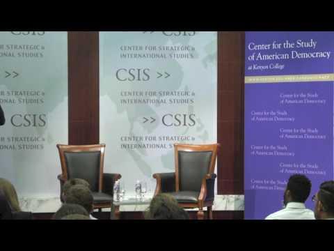 Keynote Address   Michael Hayden
