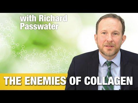 Silica Expert Richard Passwater Jr. on The Enemies of Collagen