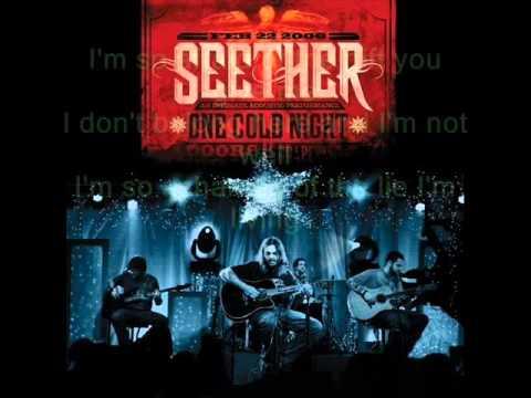 SeetherThe Gift Acoustic W Lyrics