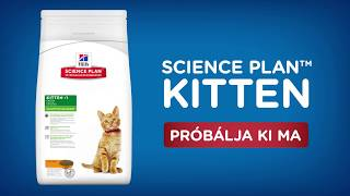 Petissimo - Hill's Science Plan Kitten