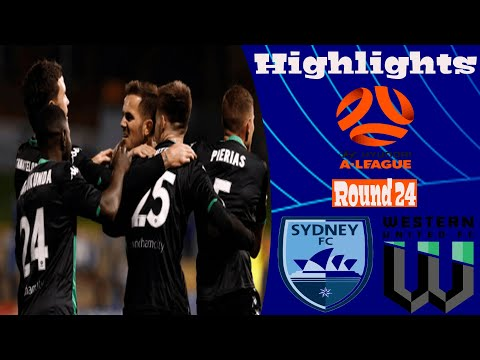 Sydney Western United Goals And Highlights