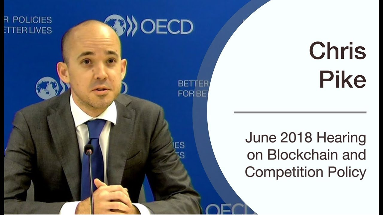 Blockchain and competition policy - OECD