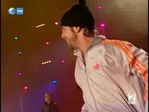 Jamiroquai live Little L Rock in Rio 2008
