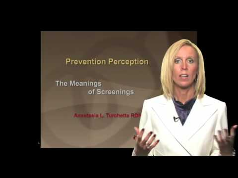 Prevention Screenings in the Dental Office - Online Course