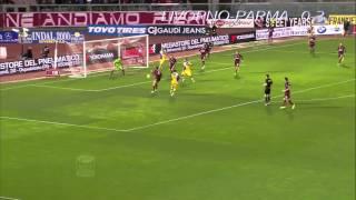 Parma F.C. i gol più belli del mese di gennaio