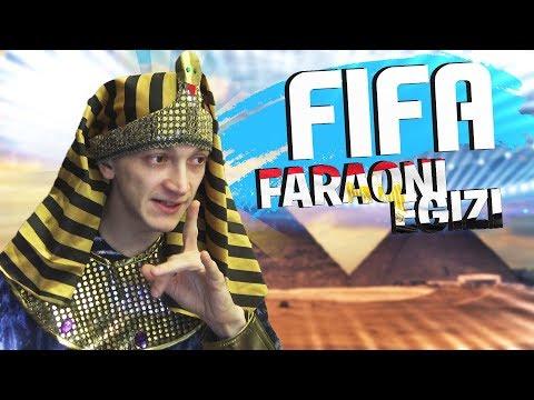FARAONI EGIZI | FIFA World Tour #8 [ IMPERDIBILE ]