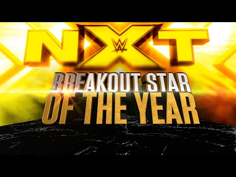 NXT Breakout Star of the Year Nominees: WWE NXT, Jan. 2, 2019